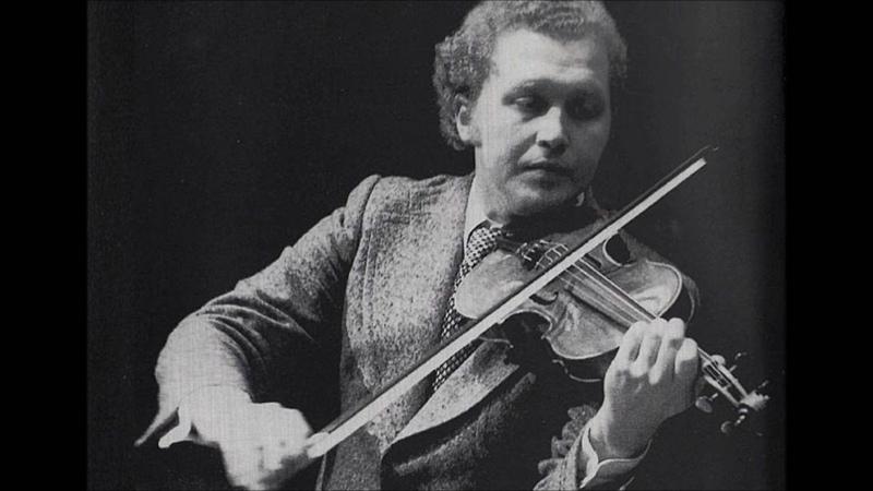 Hindemith Violin sonata op 11 1 Kagan Richter
