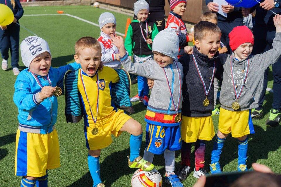В Таганроге откроется филиал детской футбольной школы «Юниор»