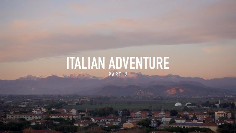 ITALIAN ADVENTURE 2: Pisa Genova Cinque Terre