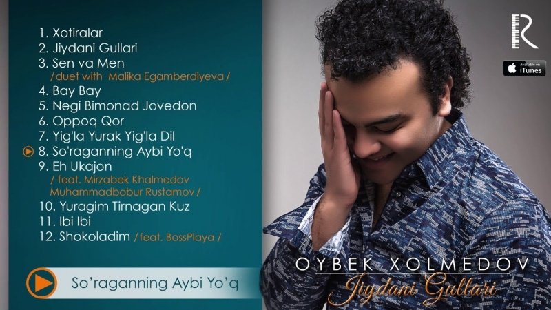 Oybek Xolmedov - So'raganning aybi yo'q | Ойбек Холмедов - Сураганнинг айби йук (music version)