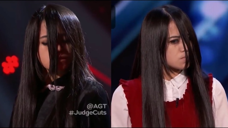 THE SACRED RIANA | Famous CREEPY Girl Magician makes it to the LIVESHOWS | AGT 2018 Season 13