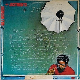 Bill Withers альбом 'Justments