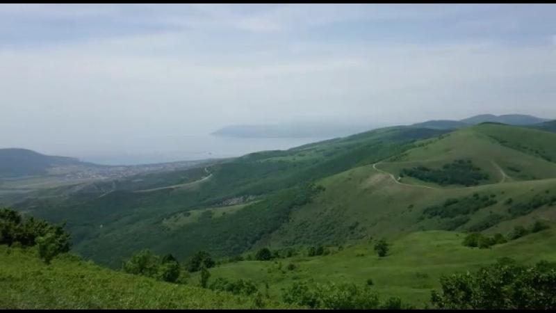 Гора Иорданова май 18