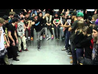 Twin Ugly Fate | Boys 1x1 - round 2 | REALM UKRAINE 2014