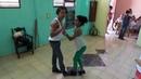 Salsabor a Cuba lesson A 14 07 2014 Havana