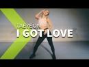 Viva dance studio I Got Love - Taeyeon  Jane Kim Choreography