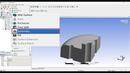 ANSYS Design Modeler Symmetry Basic Tutorial 18