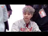 180422 EXO Xiumin Minseok @ `Blooming Days` Fansign in Goyang