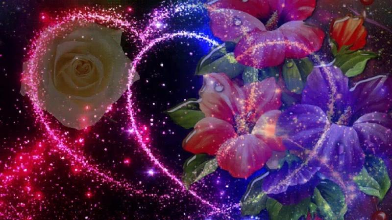 ЦВЕТЫ и ОСЕНЬ......Цветы для тебя! Отличного Настроения и Хорошего дня!