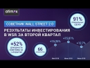 Результаты советника Wall Street Robot во 2 квартале (досмотревшему, при подключении советника, VPS-сервер в подарок)