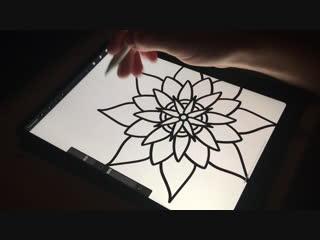 Ipad pro + apple pencil + procreate