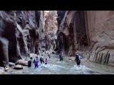 Hiking in Zion NP, Utah Angels Landing &amp Virgin Narrows in 4K (Ultra HD)