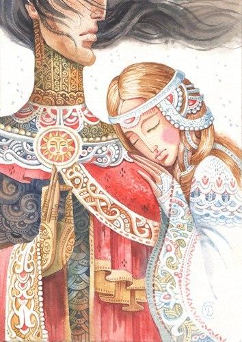 Дарья Субботина, художник-иллюстратор