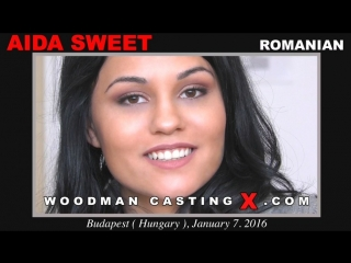 На кастинге у Вудмана Aida Sweet Woodman Casting 720p Hd porno Anal, Ass Licking, Brunette, Blowjob, Casting, DP, Cumshot