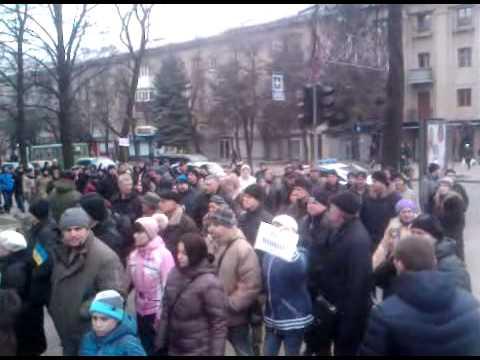 2 марта 2014 Харьков Харьковское прощальное шествие с Владом Зубенко 2
