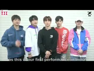 [OFFICIAL] Message to Indian fans from 24K