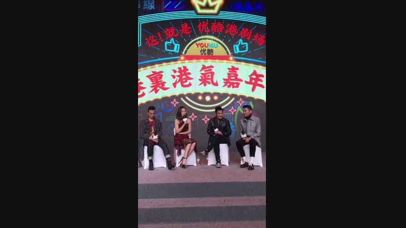 181016 ZHANG YIXING 张艺兴 一 Grace Wong ab Yixing