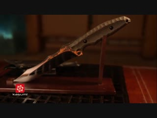 Кику Мацуда легенда авторских японских ножей