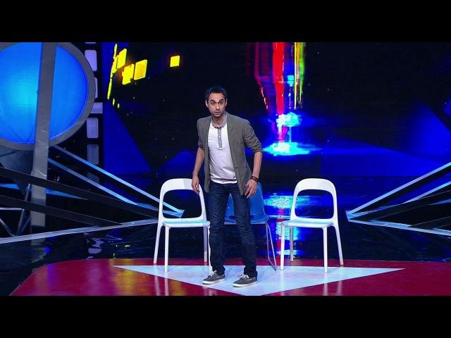 Comedy Баттл Суперсезон Воробей 1 тур 27 06 2014