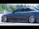 My STATIC 2008 Lexus IS250 AWD Trailer Perfect Stance