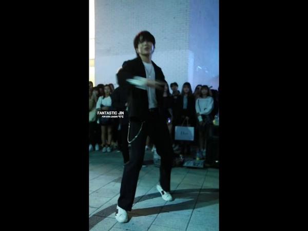 180929 홍대공연 디오비 박진 《iKON - 사랑을했다》