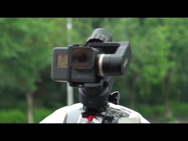 Стабилизатор FEIYU TECH WG для экшн камеры. Обзор