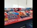 Изготовление флагов для цирка шапито