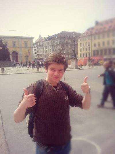 Андрей Тяпкин, 16 декабря 1994, Москва, id9427142