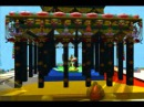 Computer Animated Kalachakra Mandala