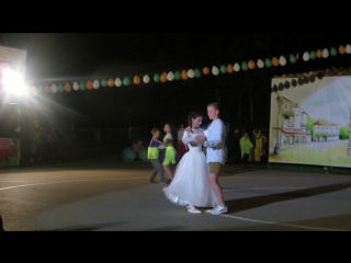 Конкурс бального танца лагерь Задорный мой племянник Савелий
