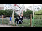 Street Workout and Gimbarr 2013 in Lugansk