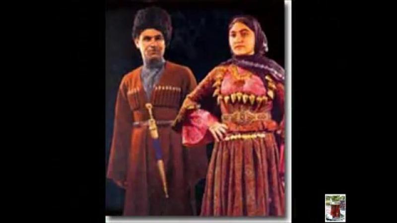 Национальная одежда Азербайджанского народа