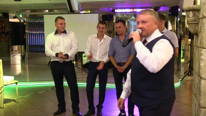 Видео от Юриса Жардецкас - свадьба Евгения и Анжелики (11 августа, ресторан Короли)