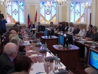 В Йошкар-Оле состоялось торжественное собрание в честь 25-летия избирательной системе России