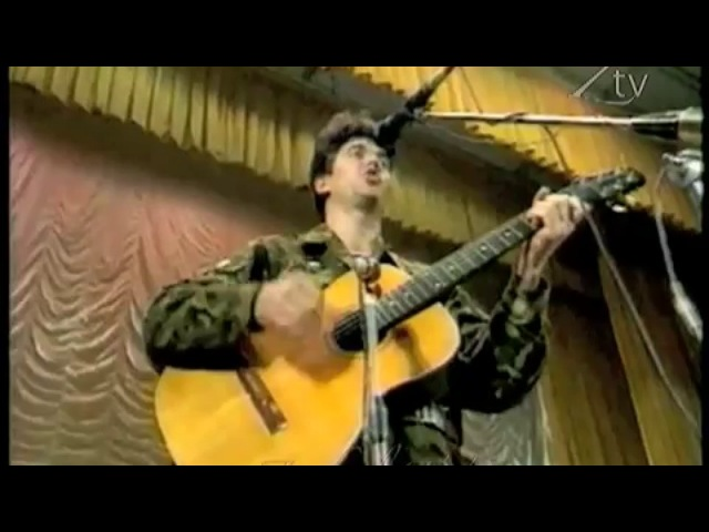 Валерий Петряев- Мои песни про Афган...