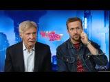 Blade Runner 2049 Entrevista Harrison Ford y Ryan Gosling