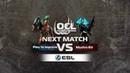 Play to improve (Busdriverx, lithz) vs Myztro EU (Raisy, Spartie). Go4QC Finals. Quake Champions