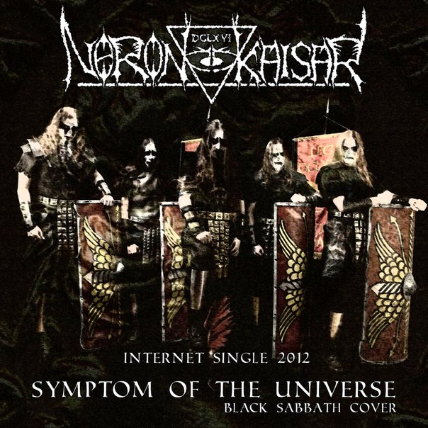 NERON KAISAR - Symptom Of The Universe (BLACK SABBATH Cover)