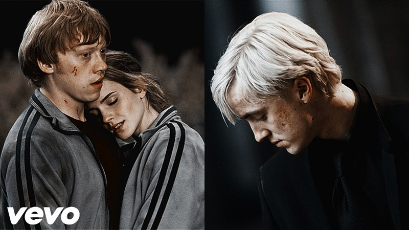 Draco Hermione Ron || Treat You Better