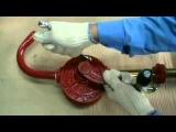 Ручной роторный насос для бочек GNB25