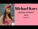 MICHAEL KORS spring summer 2019 clothes shoes accessories