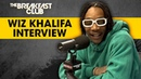 Wiz Khalifa Answers Stoner Questions Talks Creating Waves Amber Rose More