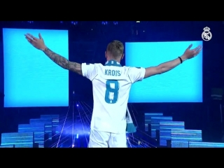 Реал Мадрид доминирует в номинациях за награды в Лиге Чемпионов сезона 2017/18. | 09.08.2018