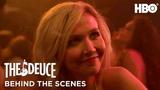 'Candy is Back' BTS w Maggie Gyllenhaal The Deuce Season 2