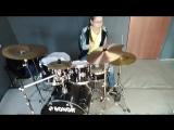 Лена - Katy Tiz drum cover