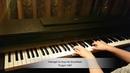 Fatmagül'ün Suçu Ne Soundtrack Piano arrang by Roxana Belibou