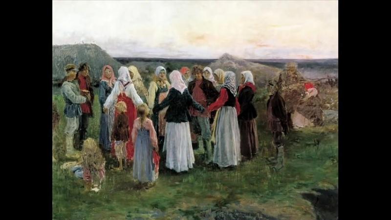 ВИА Калинка Выходили красны девицы