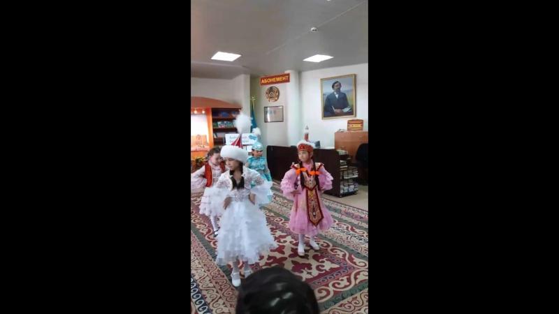 12.04.17 Алтынсарин атындағы облыстық балалар кітапханасында