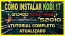 COMO INSTALAR KODI 17 no ANDROID 4.4.2 KitKat S2010 AZAMERICA ou DUOSAT NEXT ou LITE ANDROID