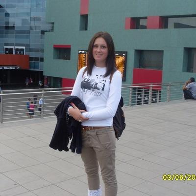 Таня Цьомко, 16 апреля 1993, Евпатория, id183121608